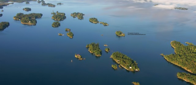 Thousand Islands. One Perfect Place.