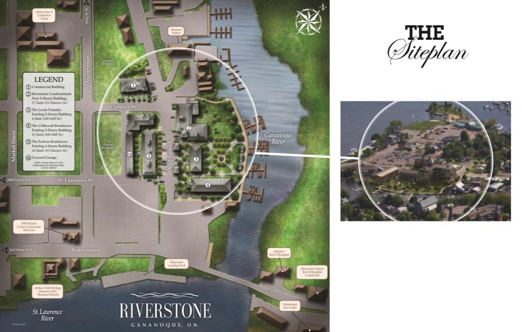 Riverstone Siteplan